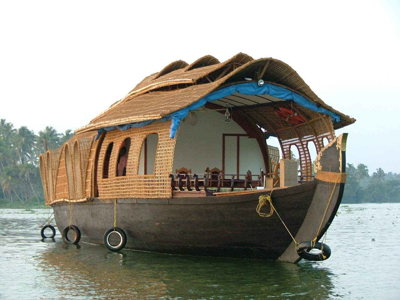 houseboats kerala