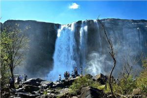 Kerala toursim : Waterfalls